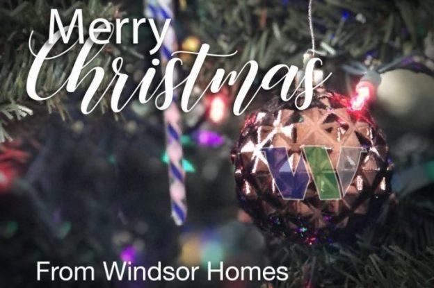 Windsor Homes Christmas